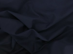 Materiał Light Cotton Granat Navy